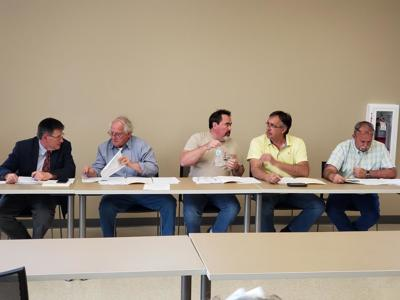 April Fiscal Court Meeting