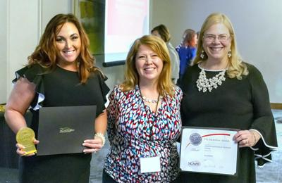 HCTC receives three publication awards from national organization