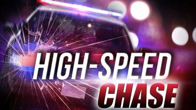 High-speed chase on Hal Rogers Parkway