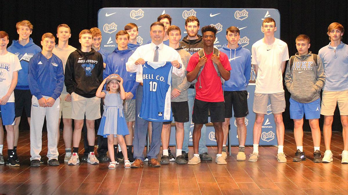 Sizemore introduced as Bell basketball coach