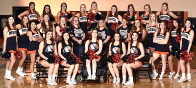 MSHS Cheerleaders
