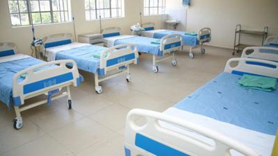 KENTUCKY RIVER MEDICAL CENTER IMPLEMENTS Coronavirus (COVID-19) Precautions