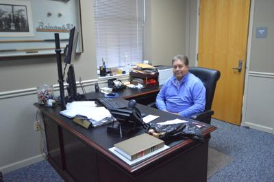 Long Serving Clerk Helton elected President of state association.