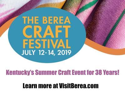 Berea Craft Festival Logo