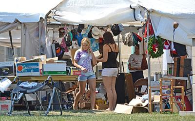 Motorists urged to use caution during annual 50-Mile Yard Sale on KY 52 in Breathitt, Estill and Lee counties