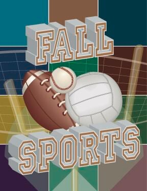 Fall Sports logo