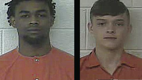 Teenagers charged in home invasion robbery