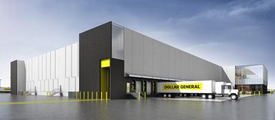 Dollar General Store Distribution Center