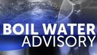 Boil Water Advisory on Cool Springs Road