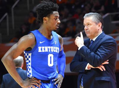 UK Calipari Hagans