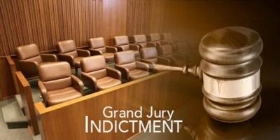 Three charged by grand jury over meth