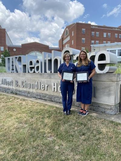 Local Healthcare Heroes Receive Prestigious Award