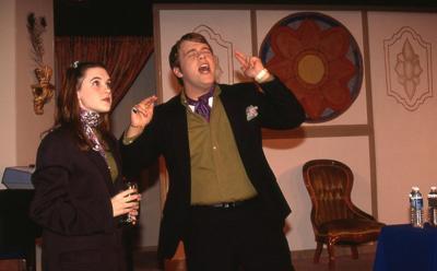 Caleb Hammons - 2003 Union play