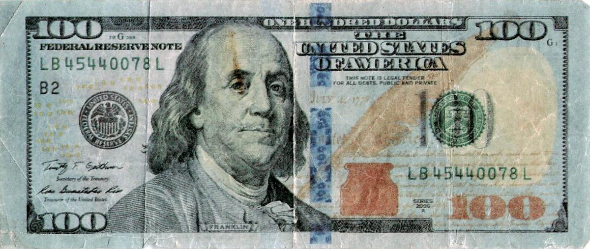 One hundred Dollar Bill Front.jpg
