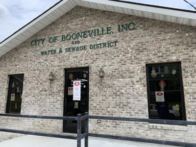 May Booneville City Council Meeting