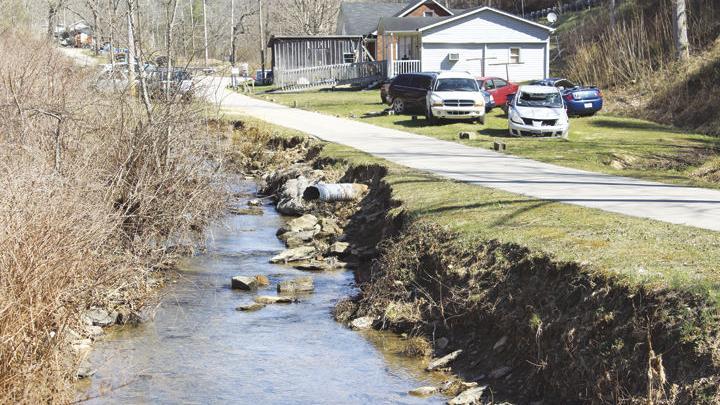 Judge Gabbard and Mayor Tompkins meet with FEMA to Assess Flood Damages