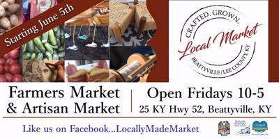 Locally Made Market