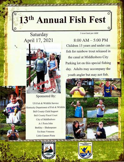 2021 Fish Fest poster