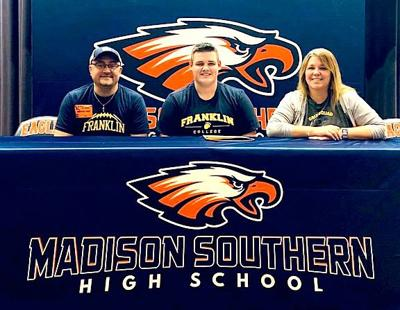 Isaacs signs to play for Franklin College