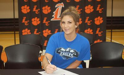 Lynn Camp's Grant signs with Alice Lloyd College