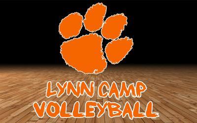 Lynn Camp volleyball