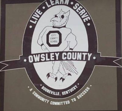 Owsley County Board of Education May Meeting