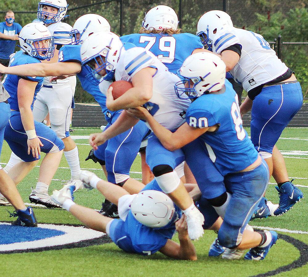 Widener tackle