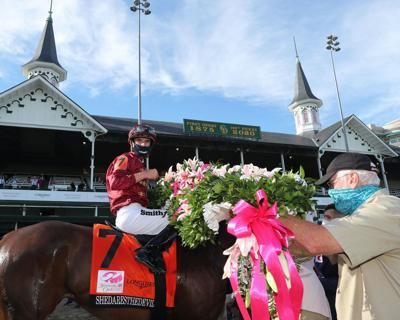 146th Running of the Longines Kentucky Oaks Sets Record as Fastest in History as Shedaresthedevil Claims the Lillies