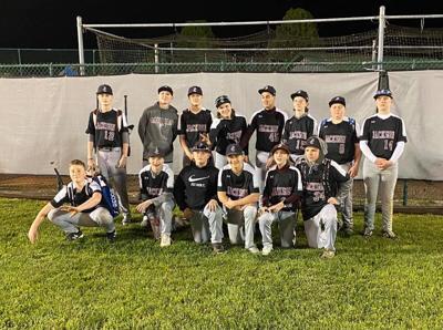 2021 JCMS Baseball team