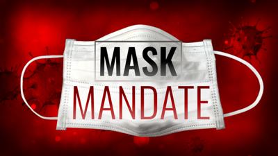 School mask mandate continues