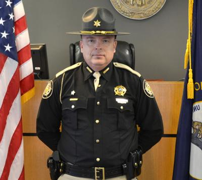 Knox County Sheriff Mike Smith
