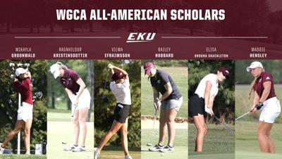 Clay native among six EKU All-American scholars