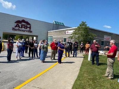 Hospital holds Pray for Appalachia Day