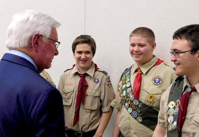 Rogers and Scouts