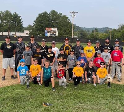 Tiger baseball skills camp a success!