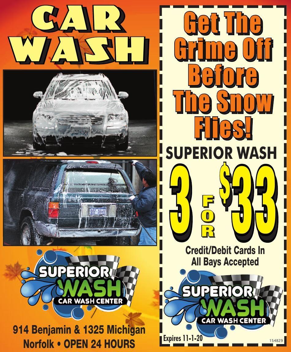 Superior Wash