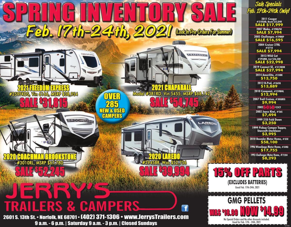 Jerry's Trailers