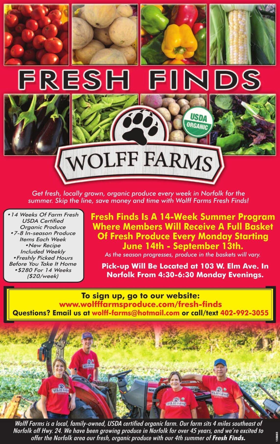 Wolff Farms