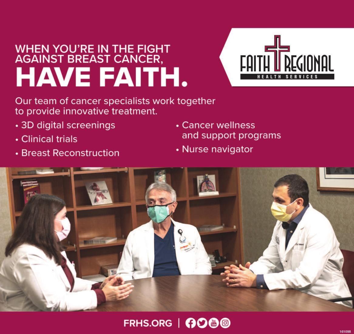 Faith Regional