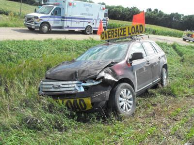 Pilot car accident