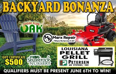 Backyard Bonanza Returns Soon...