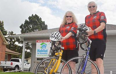 The Revs. Kathleen and Jim Splitt