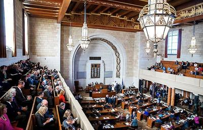 Nebraska Legislature NDN