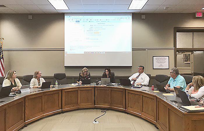 2019-2020 enrollment discussion
