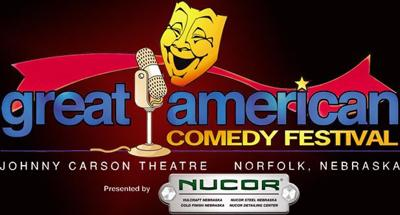 Comedy Festival logo