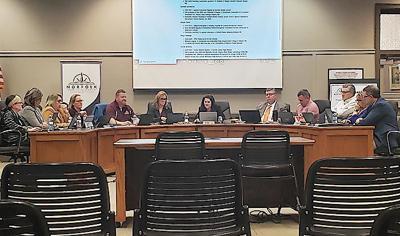 NPS board meeting