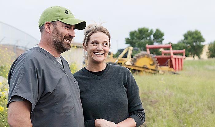 Dr. Ben Schroeder and Dr. Erin Schroeder