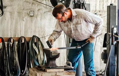 Knives out: Valentine man wins big on 'Forged in Fire'