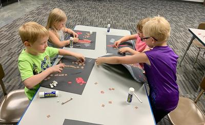 Child care centers slowly get back into routine