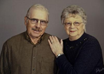Darrel and Marjorie Koehler